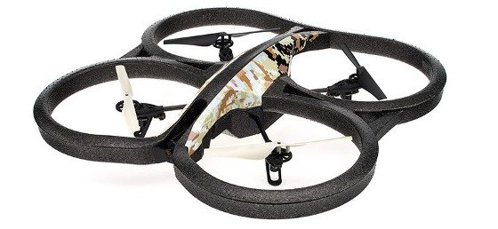 Parrot AR Drone 2.0 Elite Edition Review