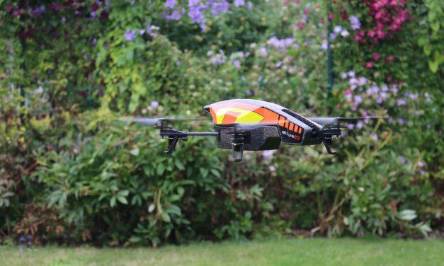 Parrot AR Drone 2.0 Elite Edition Review