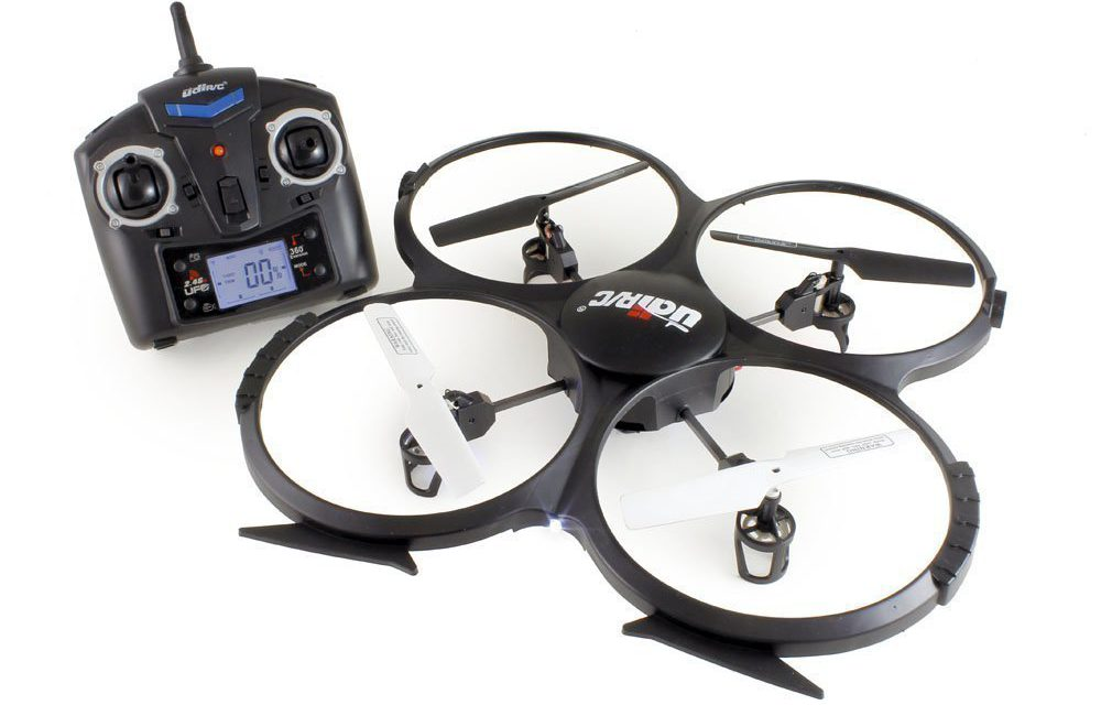 UDI U818A - The Best Drones for Kids - For Fun and Safe Flying!
