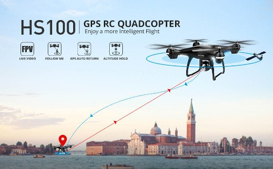 Holy Stone HS100 Review – A Good Cheap 2K Camera Drone