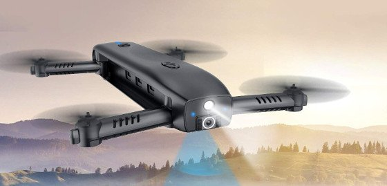 Holy Stone HS161 Review – A Cool Travel Drone
