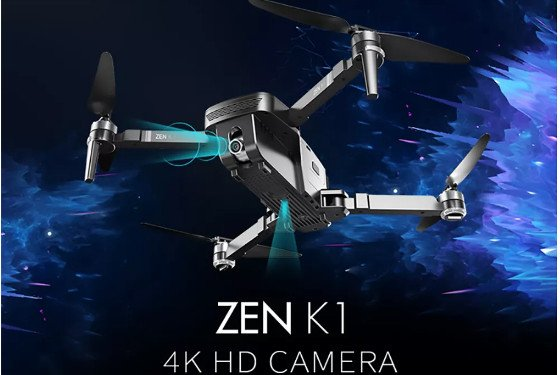Visuo Zen K1 Review – A Decent 4K Camera Drone