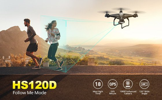 Holy Stone HS120D Review – Decent Drone, There Are Better Alternatives