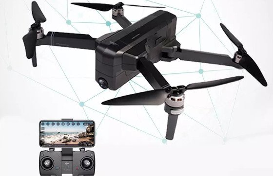 SJRC F11 Pro Review – 2K Camera Drone With Some Cool Features