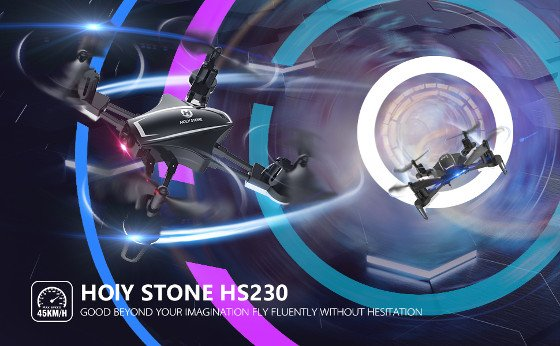 Holy Stone HS230 Review – A Fast Drone With A Decent Camera