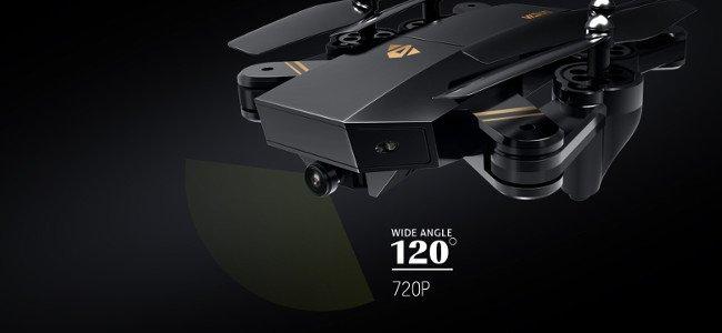 Visuo XS809HW Review