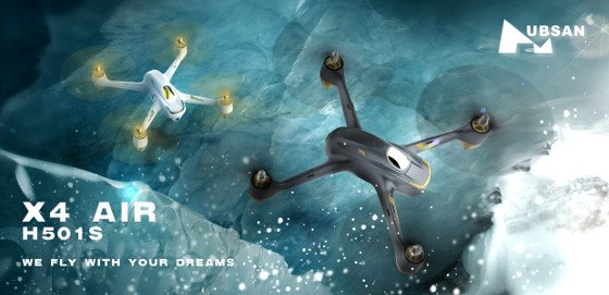 Hubsan H501S Review – Fantastic FPV Drone With Some Advanced Features