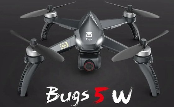 MJX Bugs 5W Review – Decent 2K Drone For Under $200
