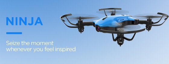 Drocon Ninja Drone Review – Cool Drone For Beginners And Kids
