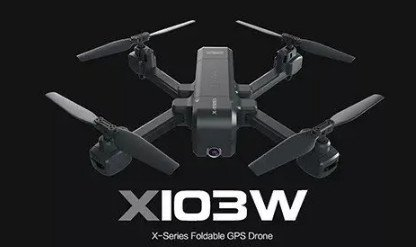 MJX X103W Review – A Decent 2K Camera Drone For Less Than $100