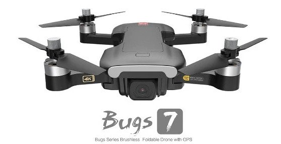 MJX Bugs B7 Review – Affordable 4K Camera Drone With Smart Flight Modes