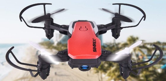 Simrex X300C Review – A Fun Mini Drone That Is Suitable For Kids