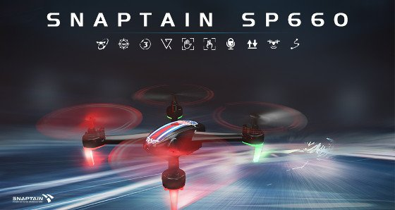 Snaptain SP660 Review – Fun Beginner-Friendly Drone With A 720p Camera