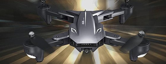 Visuo XS816 Review – A Decent Foldable Drone With Some Cool Features
