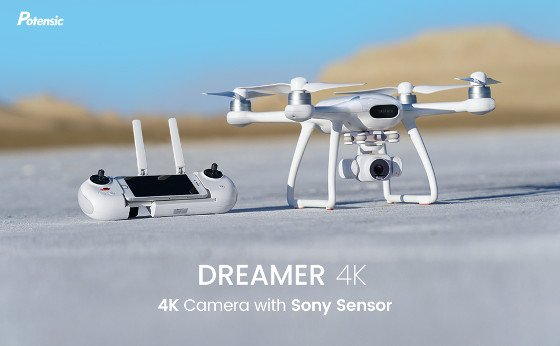 Potensic Dreamer 4K Review – The Most Advanced Drone From Potensic