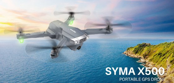 Syma X500 Review – A Decent GPS Drone For Less Than $200