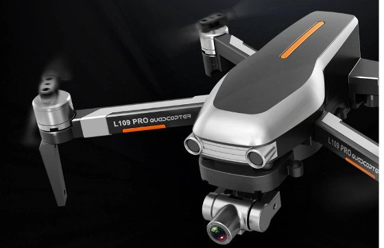L109 Pro Review – A Decent Cheap GPS Drone With An HD Camera & 2-Axis Gimbal