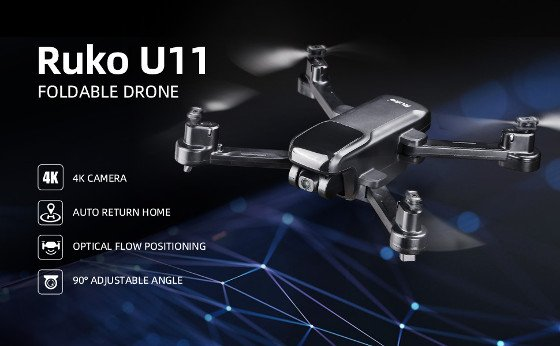 Roku U11 Drone Review – A Decent GPS Drone For Under $200
