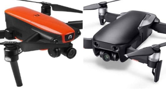 Autel Evo vs Mavic Air