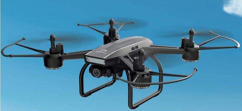 deerc d50 drone review