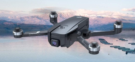 Holy Stone HS720E Review – A Cheap 4K Drone With Electronic Image Stabilisation (EIS)