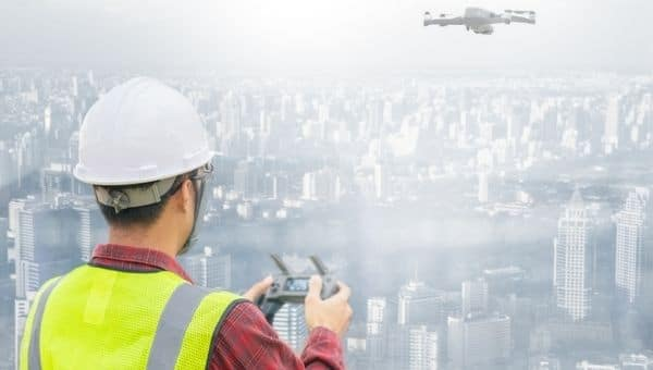 7 Benefits Of Using Drones In The Construction Industry
