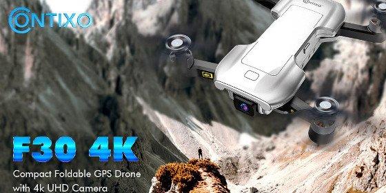Contixo F30 Drone Review – Small Compact Quadcopter With A Decent Camera