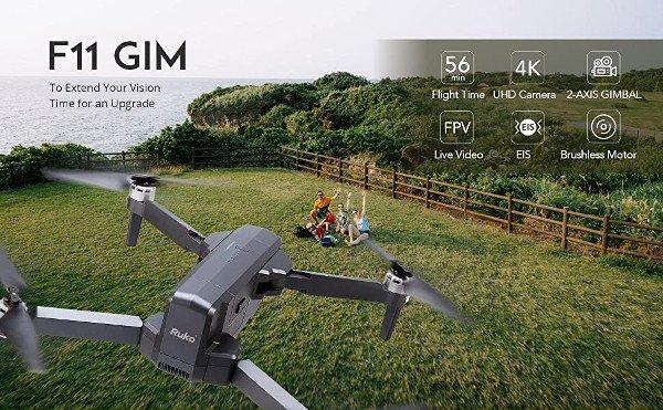 Ruko F11 Gim Drone Review