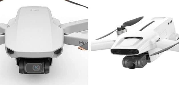 DJI Mini SE vs Fimi X8 Mini